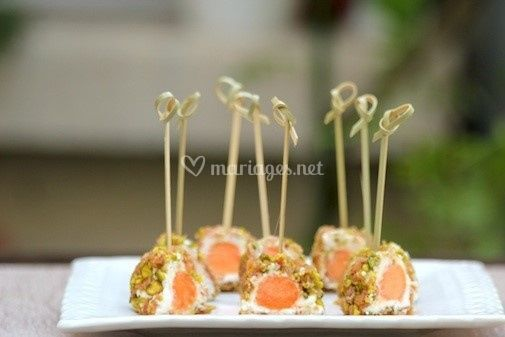 Bille de melon pistache