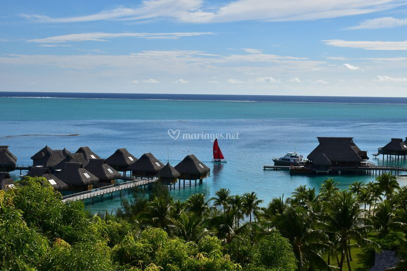 Conrad Ile privée Bora Bora
