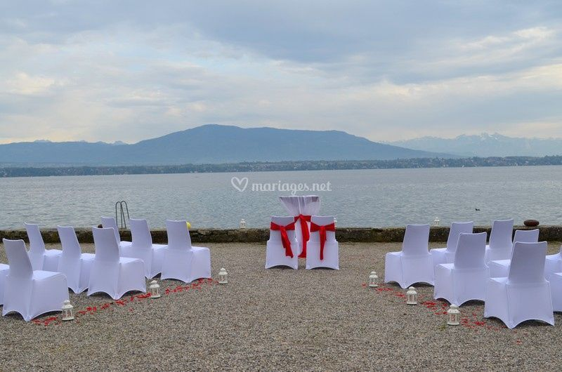 Mariage Rouge EC EVENTS