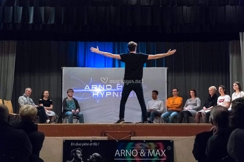 Hypnose Arno et Max