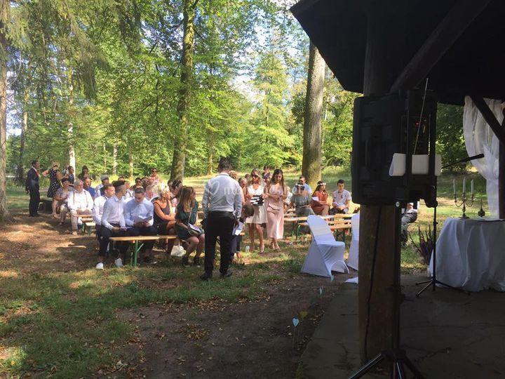 Sonorisation cérémonie