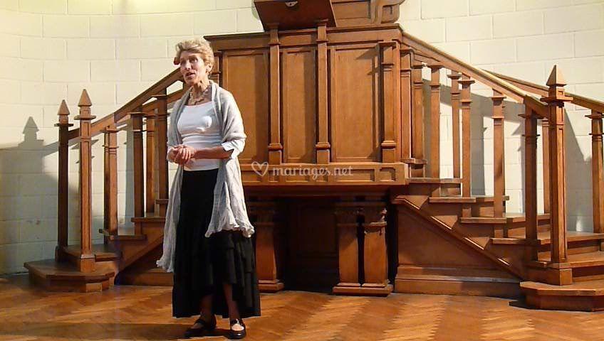 Chant au temple