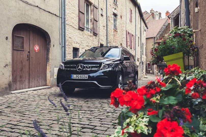Mercedes-Benz BymyCar Côte d'Azur