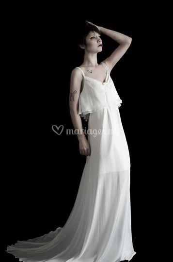 Robe de mariee style marie antoinette