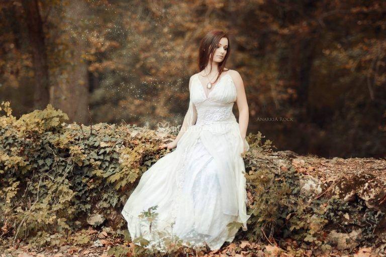 Robe de mariée  Roots