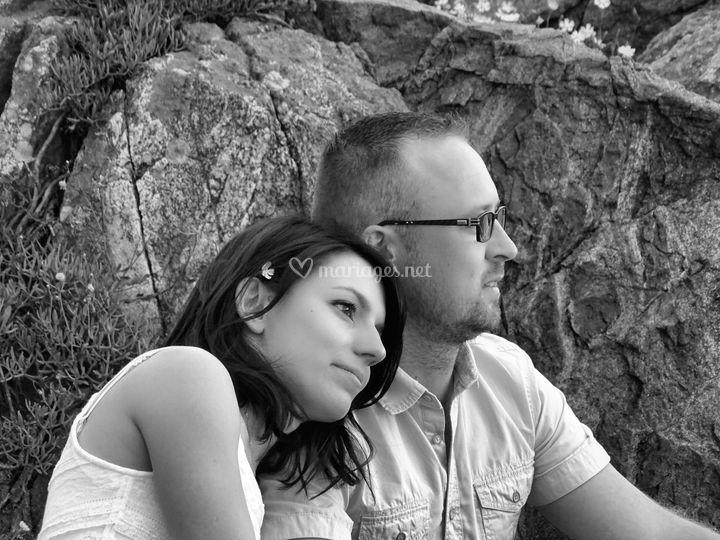Photo officielle mariage