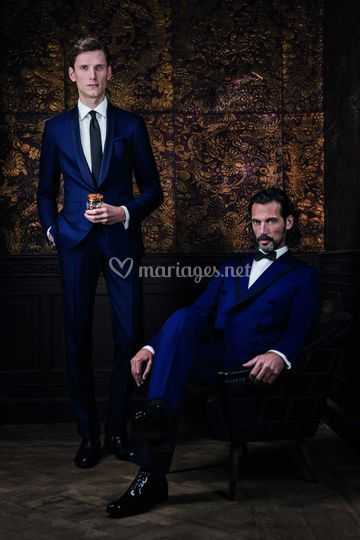 Scabal costume mariage