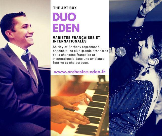 Eden Orchestre DUo