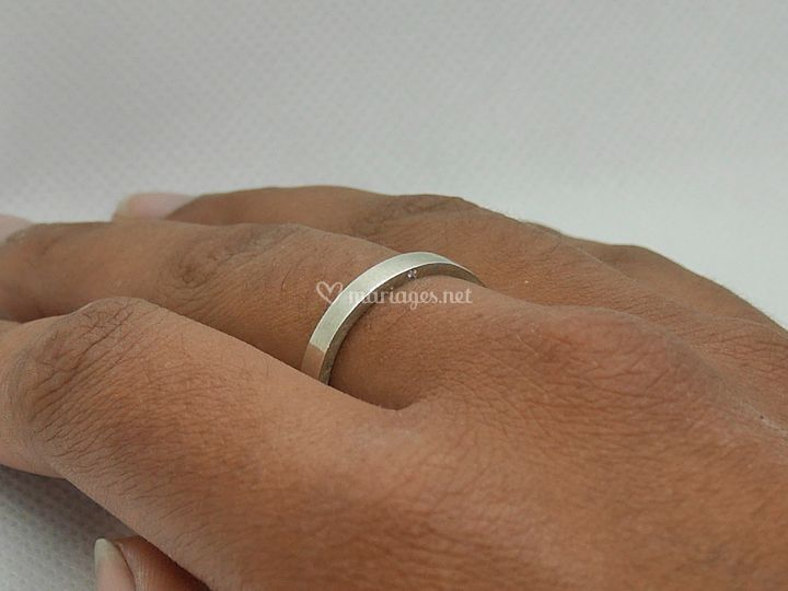 Infini plat diamant