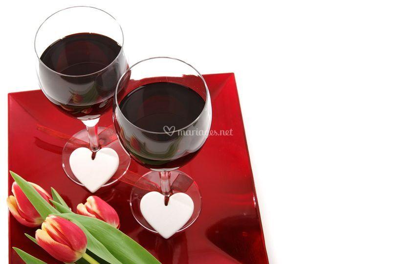 Habillez vos verres de vin