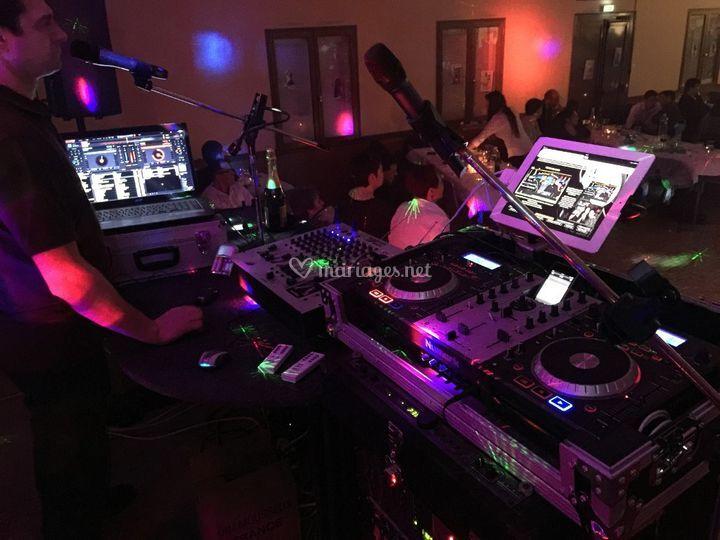 Soirée DJ