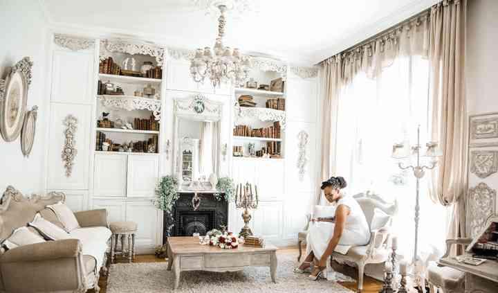 Préparatifs Maison boudoir
