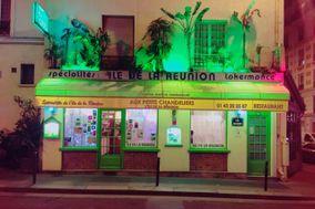 Restaurant L'Ile de la Réunion - Aux Petits Chandeliers