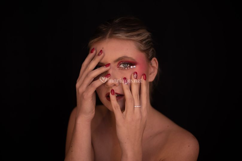 Shooting maquillage