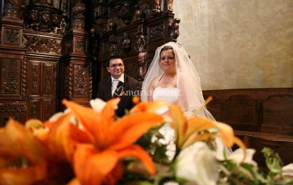 Mache Sarl© les mariés