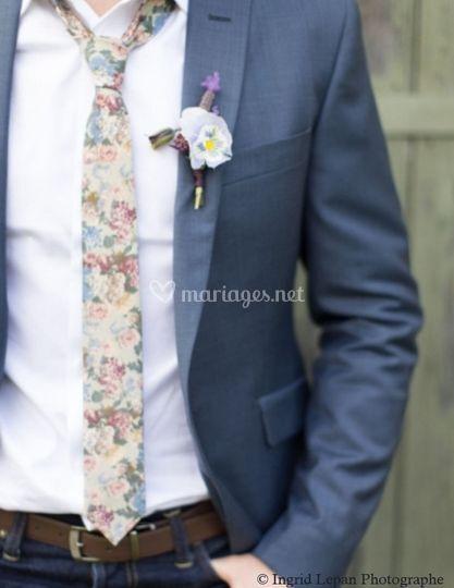 Cravate Ikonizaboy