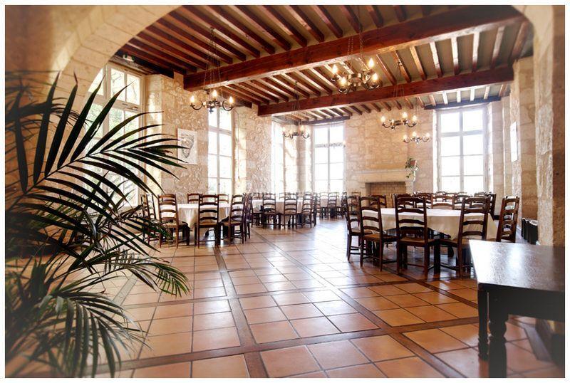 Grande salle à manger Château
