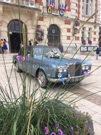 Rolls Royce 1973