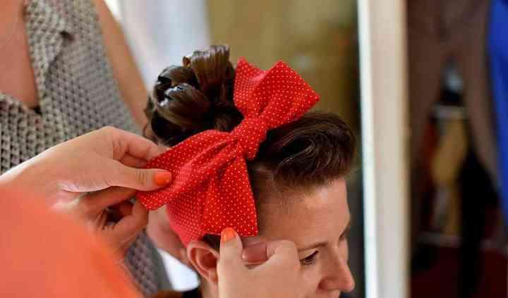 Tete en l'Hair