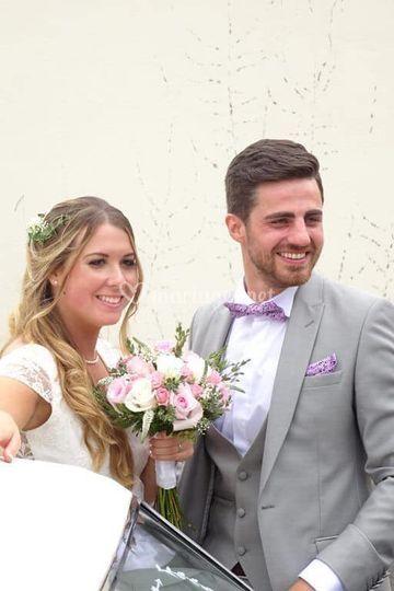 Mariage Flo et Alex  28-09-19