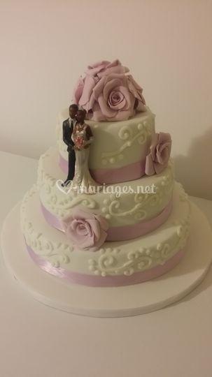 Wedding cake mimi 50 parts