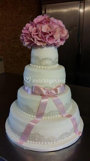 Wedding cake johanna