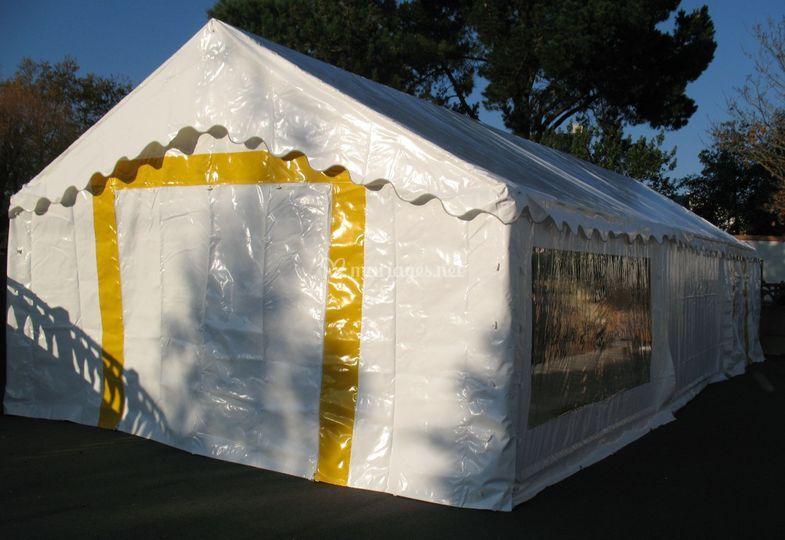 Tente de 120 M2
