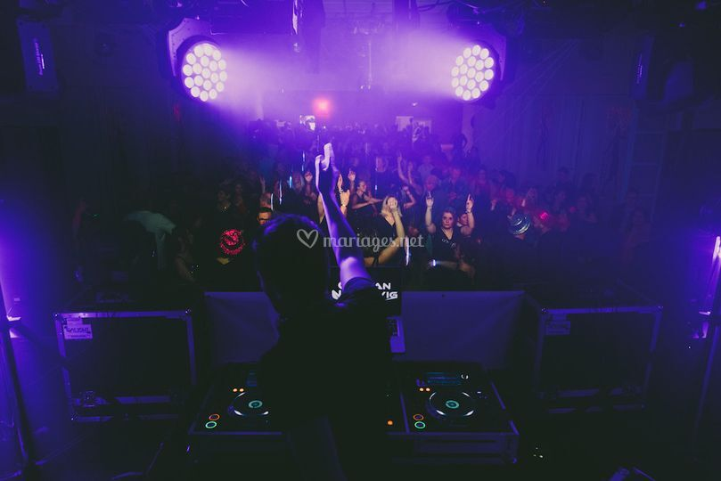 DJ Gaetan Naduavig