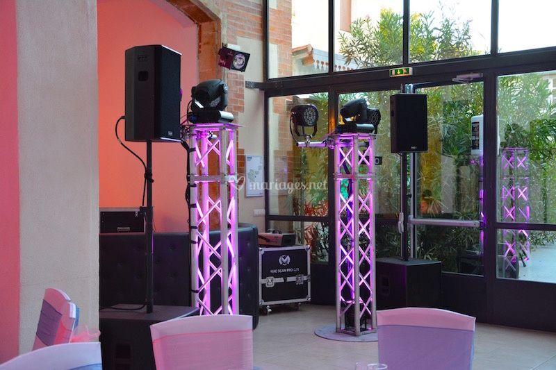 Prestation DJ mariage