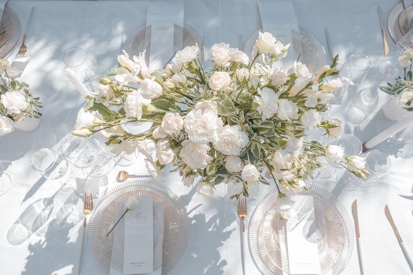 Décoration florale et papeteri