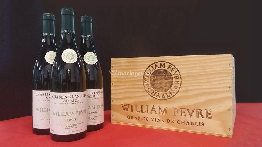 Des grands vins de Bourgogne