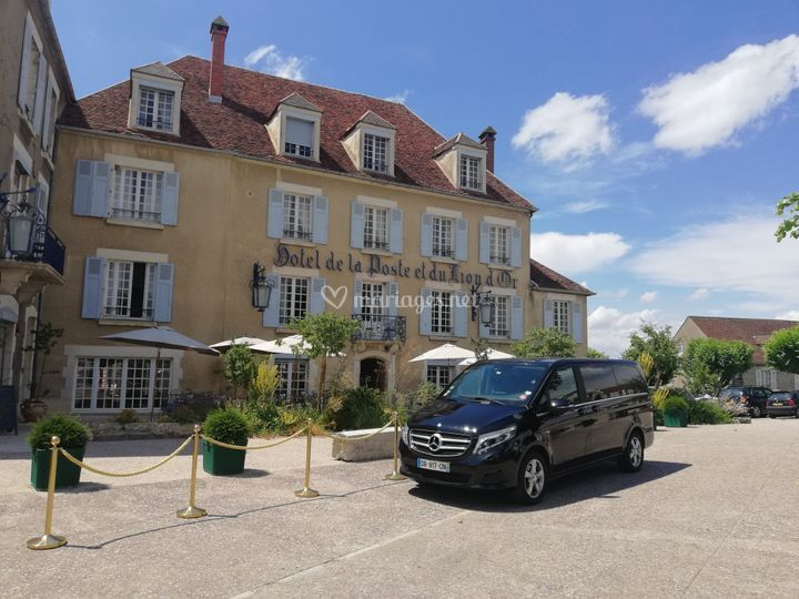 Hotel HPLV Vezelay