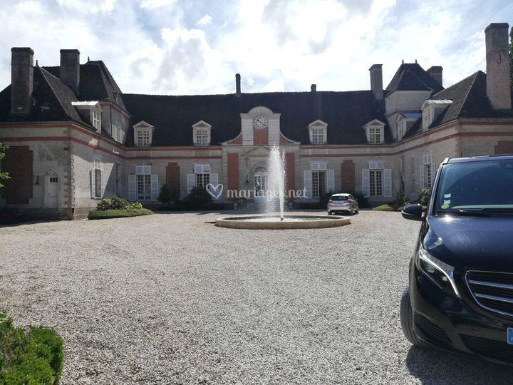 Mariage château de FEY