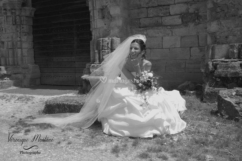 Mariée en Gironde