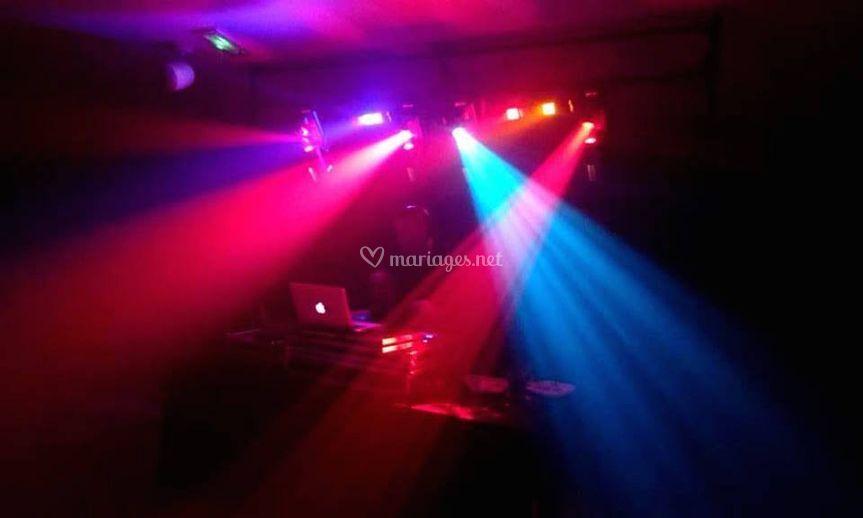 Wedding Spotlights