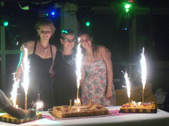Triple anniversaires
