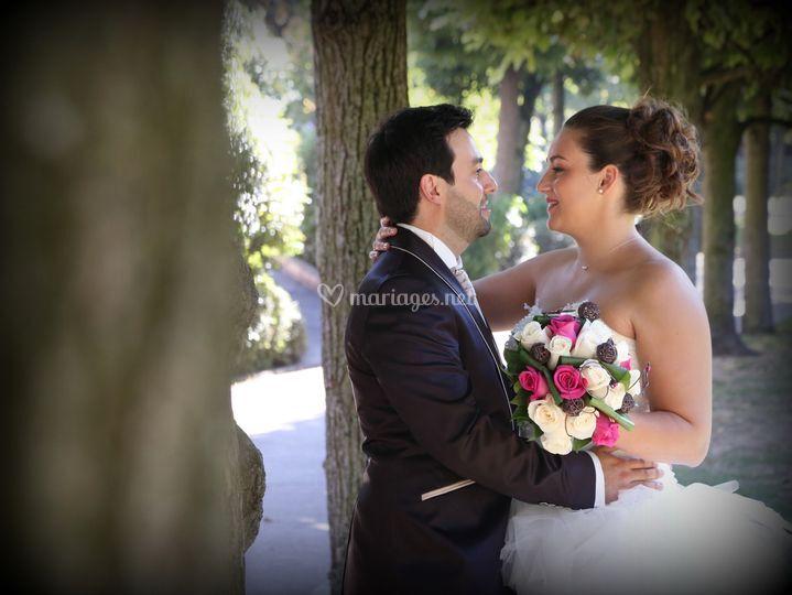 Parc mariés
