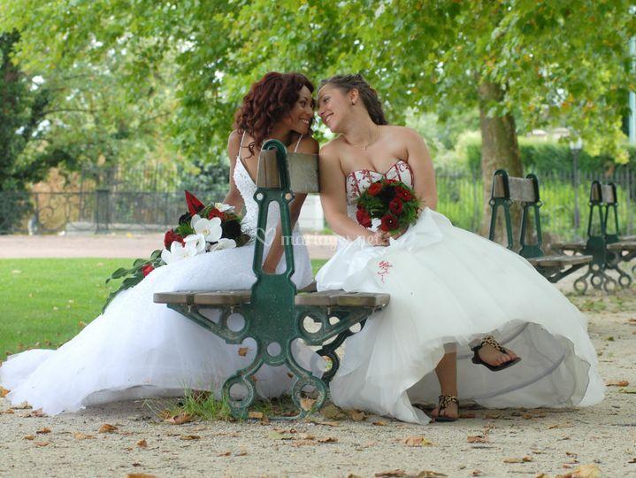 Parc mariées
