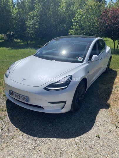 Tesla model 3 avant