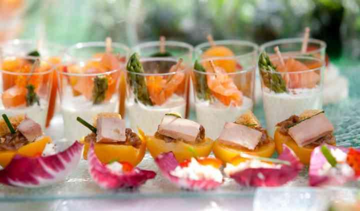 Pièces cocktail Prestige