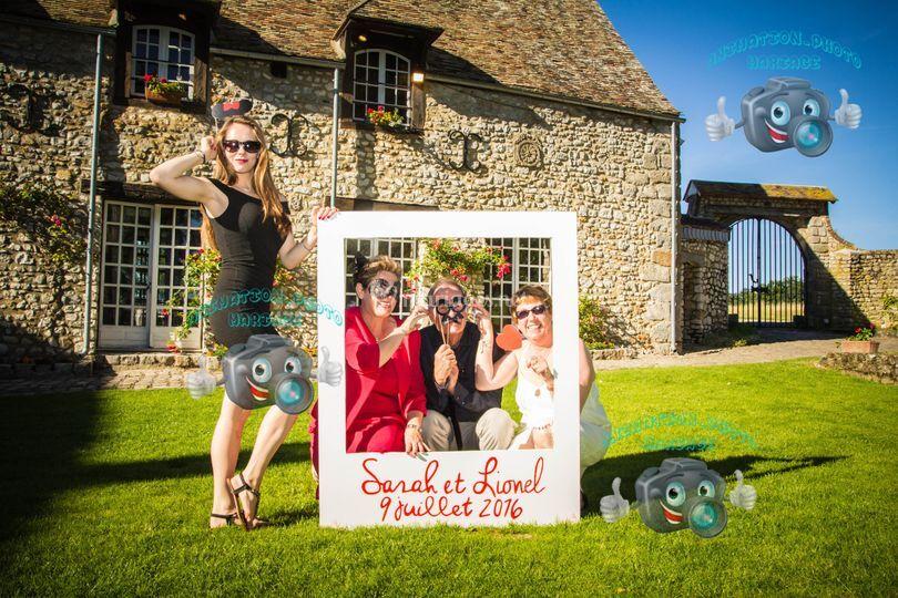 Photobooth mariage Yvelines