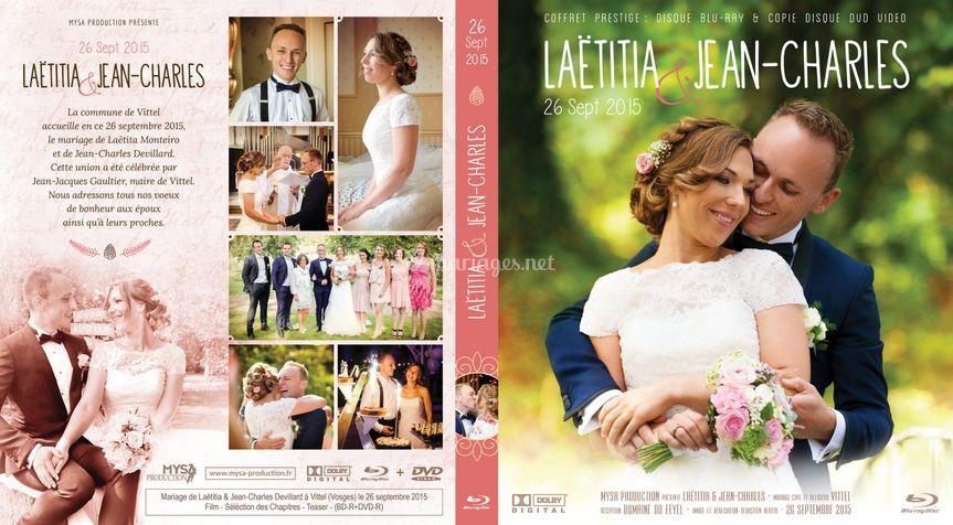 Cover Boitier DVD