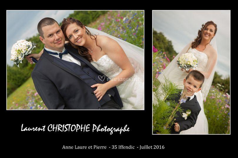 Anne Laure et Pierre - 07/2016