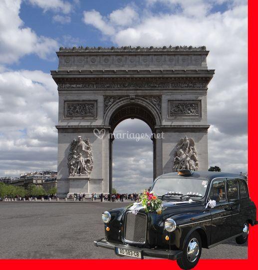 Le taxi anglais
