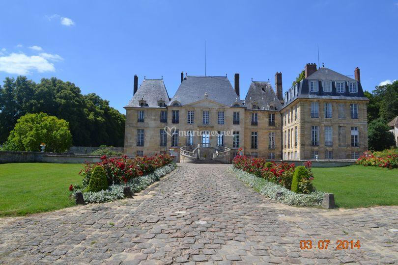 Château de Montgeroult