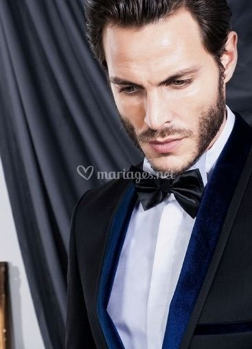 Record Costume mariage homme bleu a42fbb06636
