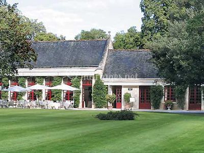 restaurant lorangerie sur chteau de chenonceau - Chateau De Chenonceau Mariage