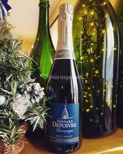 Champagne Brut Origin