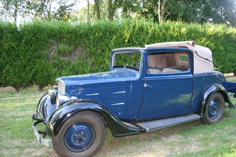 301cr Peugeot 1934