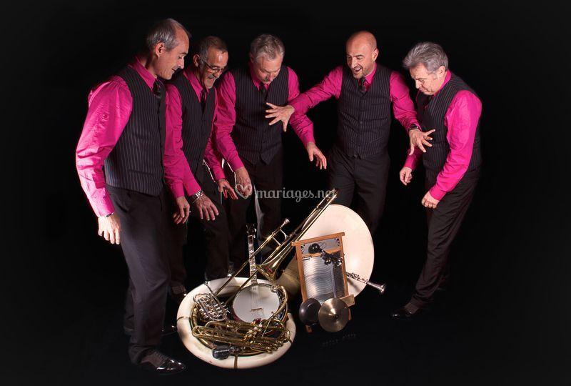 New Parade Jazz Band